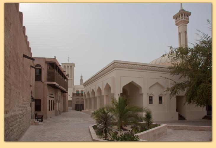 البستكيه التاريخيه  في دبي  ...! bastakiya.png